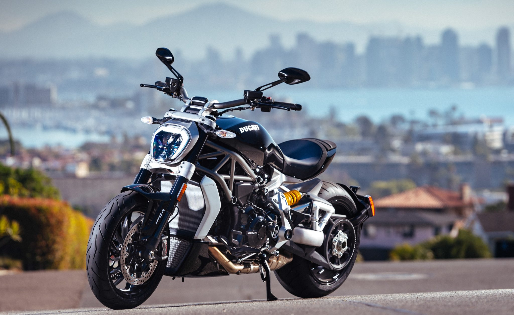 Have you seen the new modified Ducati XDiavel by Fred Krugger?