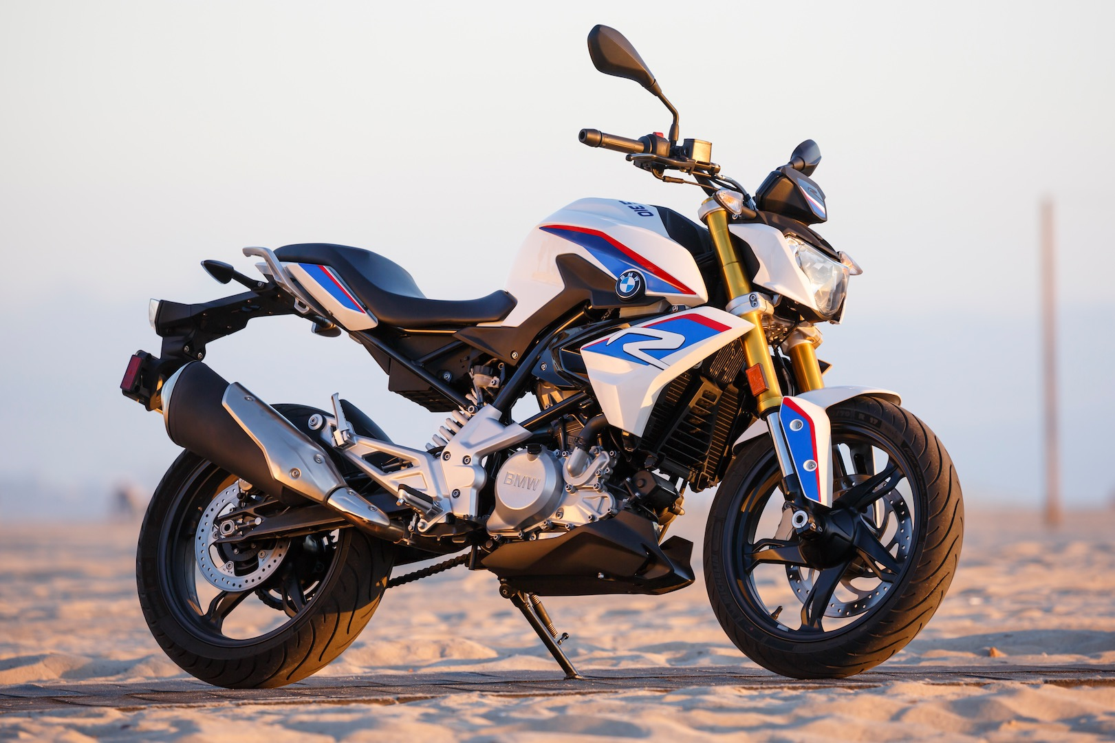 BMW levels up with its one of a kind G310R
