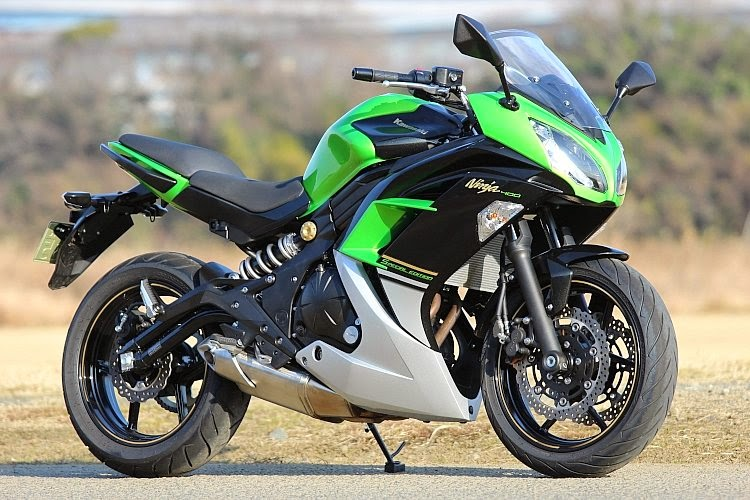 Kawasaki to introduce new Ninja 400 2018 model (USA)