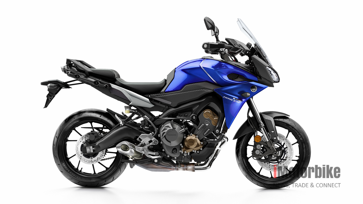 YAMAHA MT-09 TRACER (CKD): PRICED AT RM 52,000