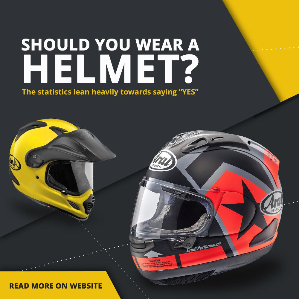 TYPES OF HELMETS Infographic