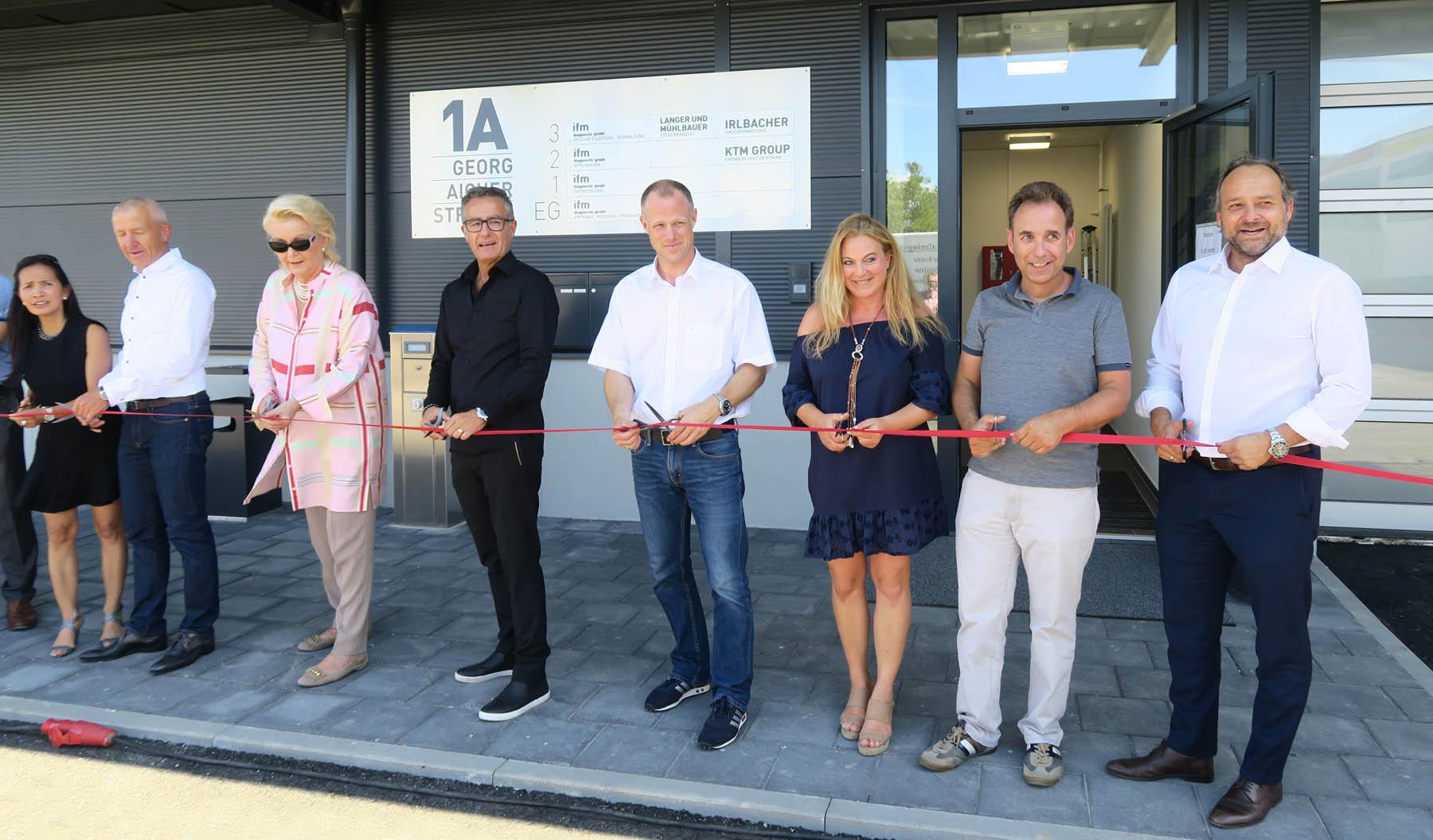 KTM AG opens new R&D centre in Rosenheim, Austria