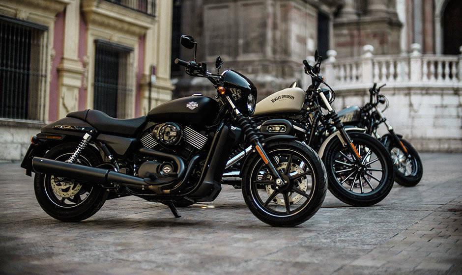Mandaue City Government receives two Harley-Davidson Street 750