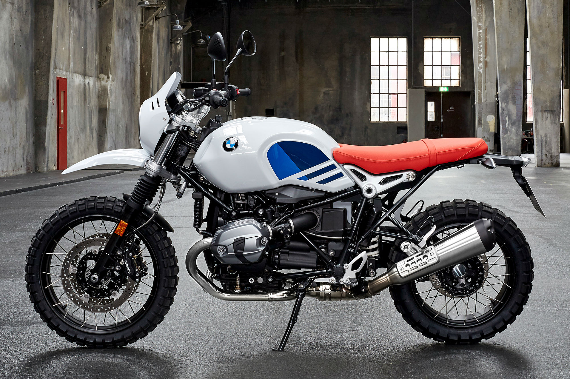 BMW releases new R nineT Urban G/S model