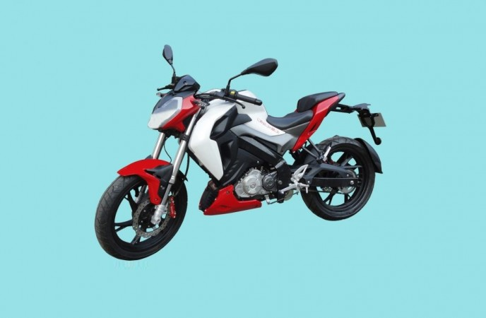 New Benelli 150cc motorcycle patent images leaked