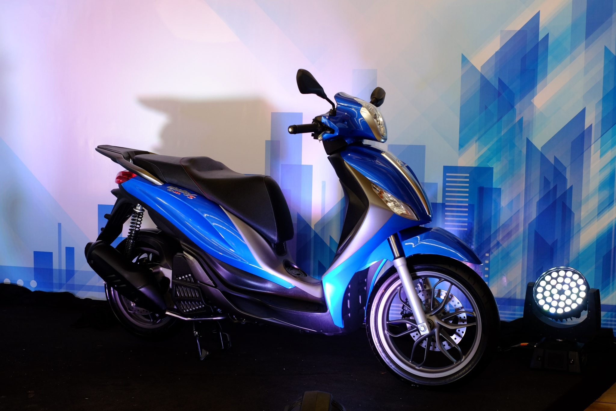 Piaggio Medley S 150 ABS launched in Malaysia - priced at RM19k OTR