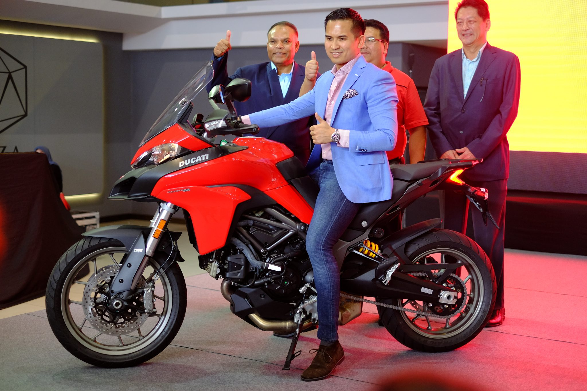 Ducati Monster 797, Multistrada 950 launched - priced from RM56k, RM86k