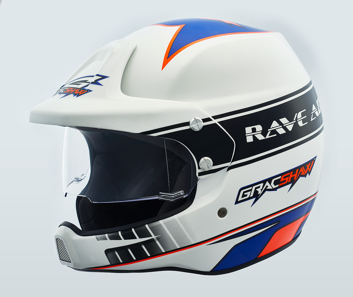 GRACSHAW HELMETS GOES TO NEW HEIGHTS!