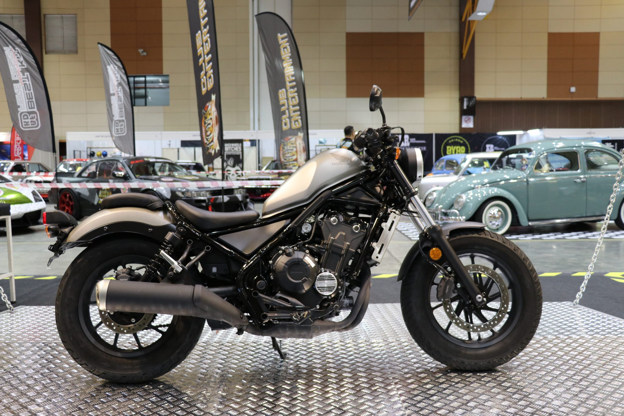 Boon Siew Honda to launch Honda Rebel by end of August 2017
