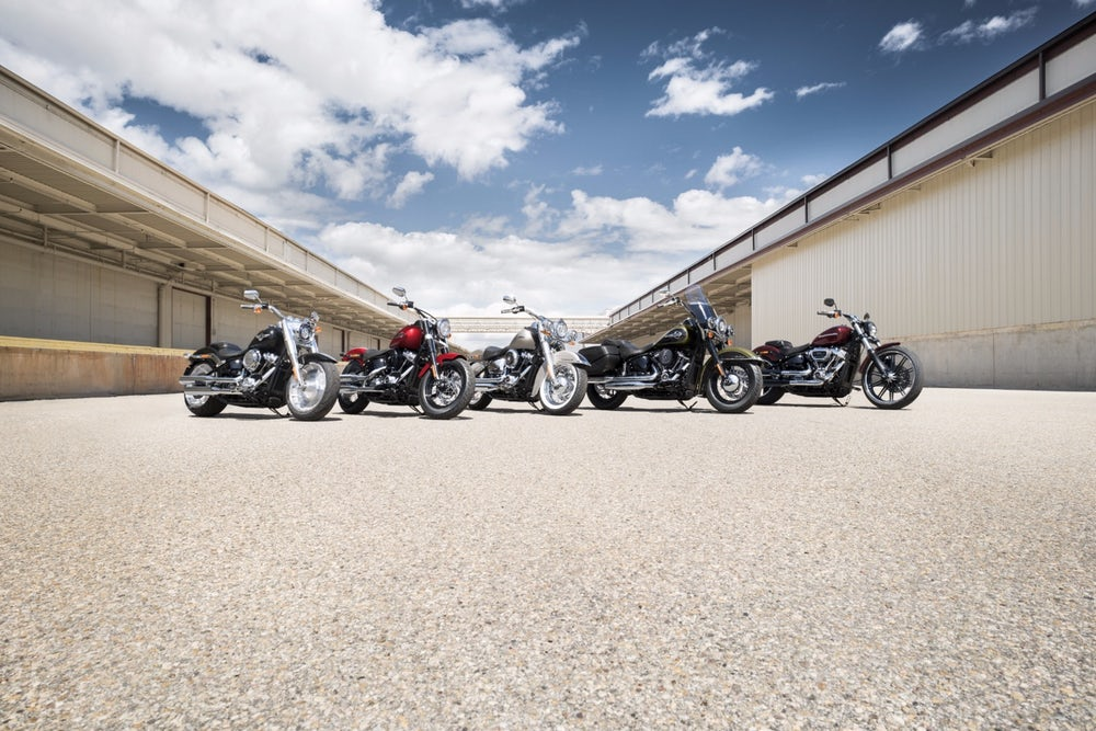 Harley-Davidson reveals all-new improved 2018 lineup