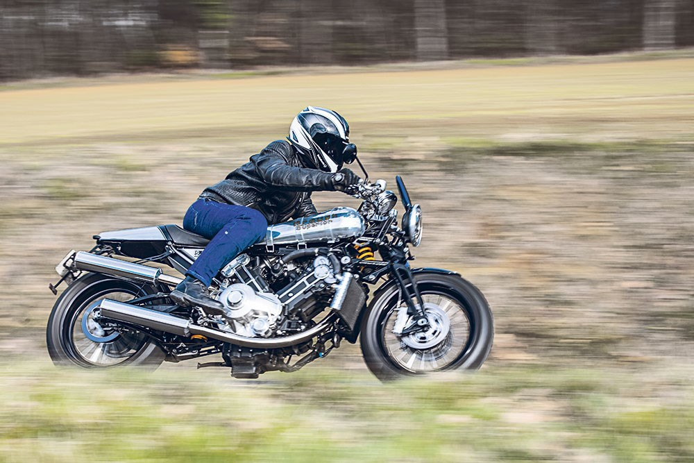 Take a look at the Brough Superior SS100s!