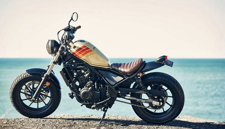 Honda and Aviator Nation collaborate for new custom motorcycles