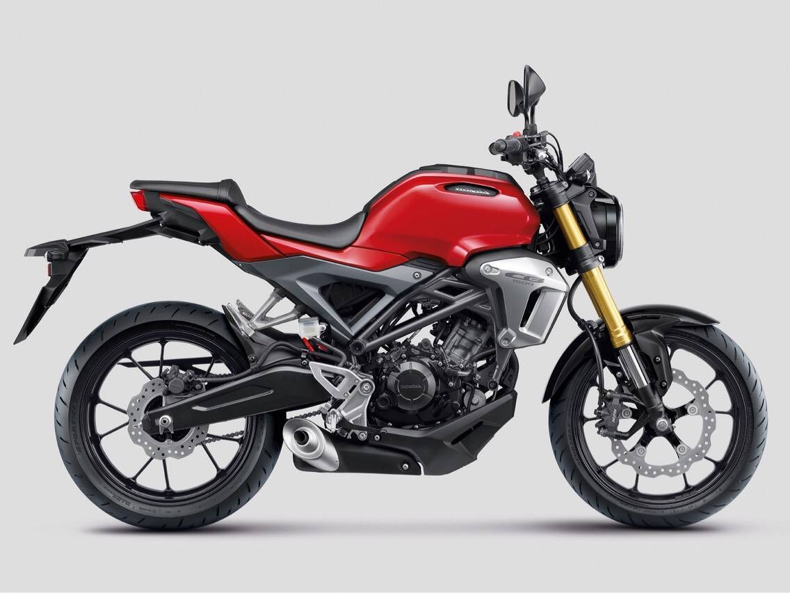 New Honda CB150R unveiled in Thailand