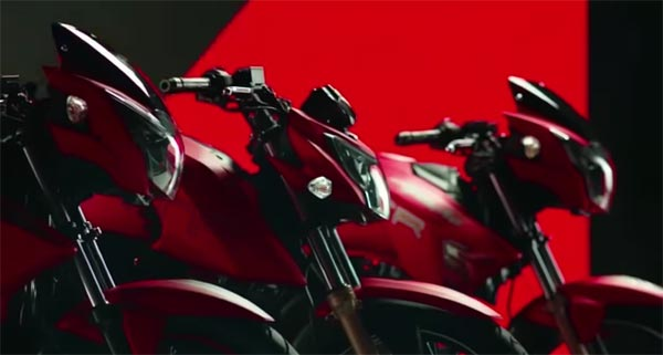 New matte red finish for TVS Apache RTR 160 and 180 models