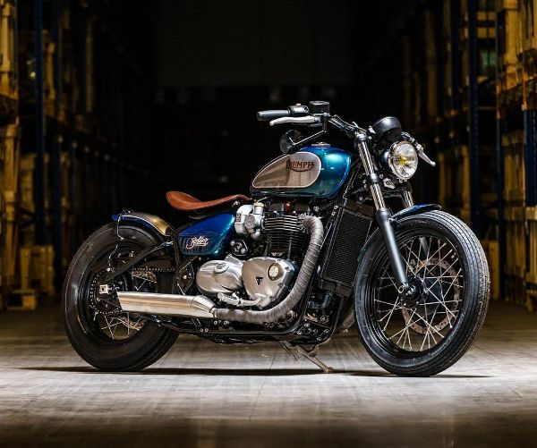 Triumph Motorcycles to display new cruiser next month