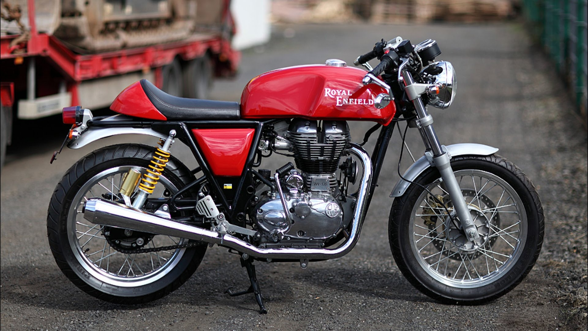Royal Enfield to display new twin-cylinder bike in EICMA Milan