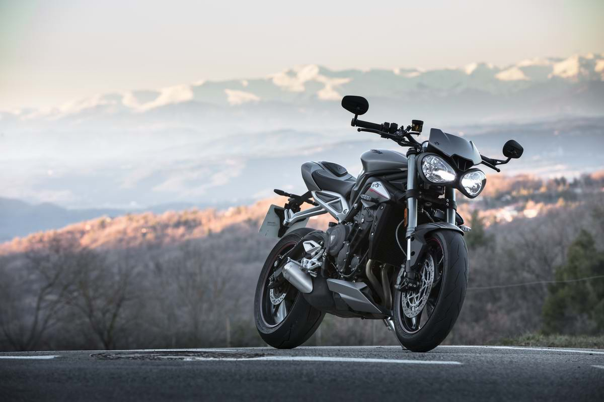 Triumph Motorcycles introduces new Street Triple RS in India