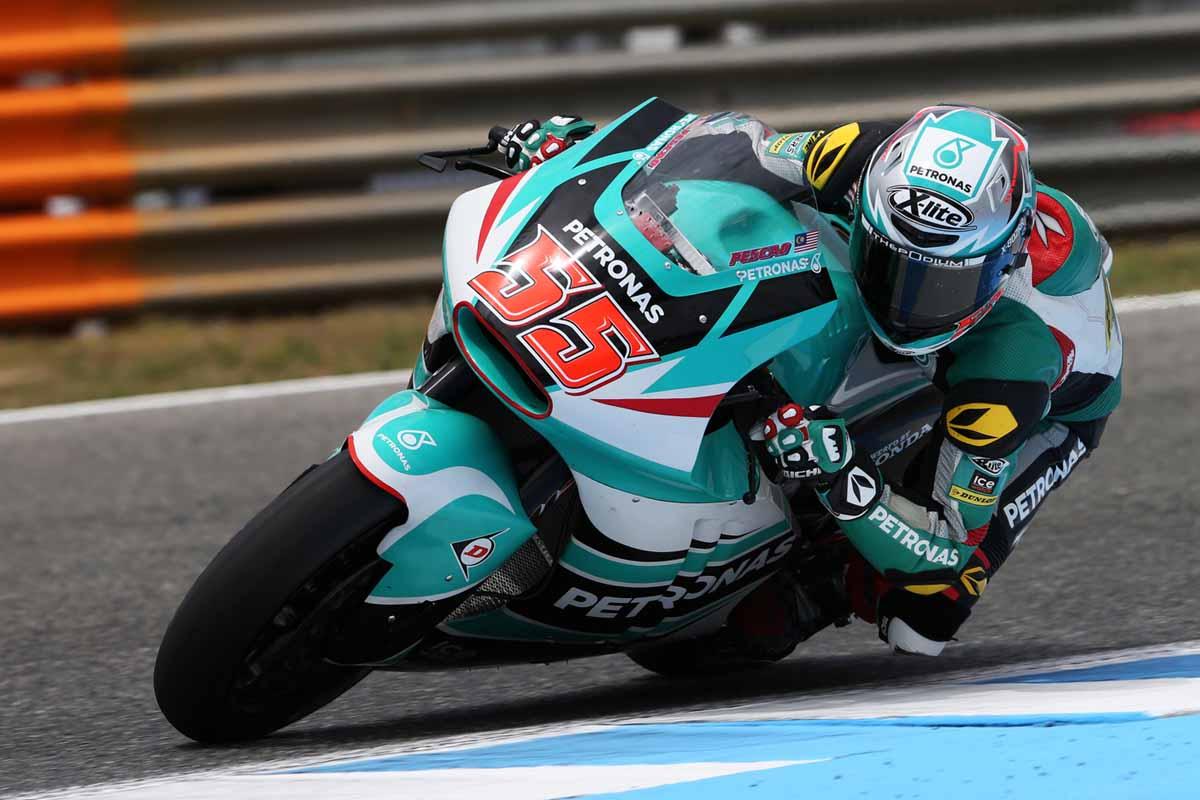Sepang International Circuit (SIC) vows to push Hafizh Syahrin up to MotoGP