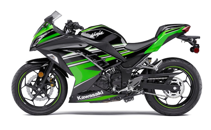Kawasaki replaces Ninja 300 with new and enhanced Ninja 400