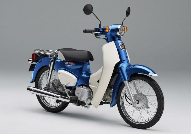 Honda Super Cub breaks production record with 100 million units