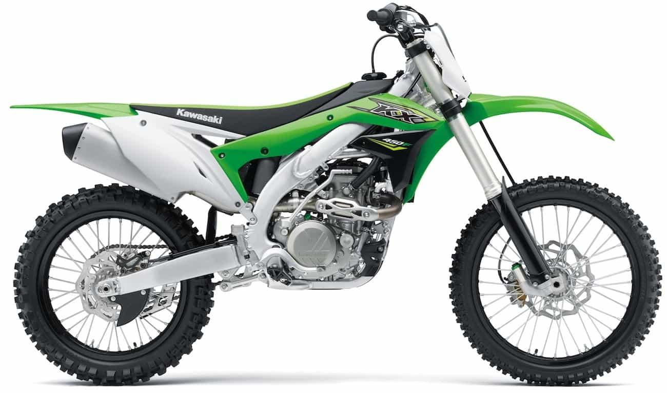 Kawasaki launches off-road bikes KX450F and KX450R in India