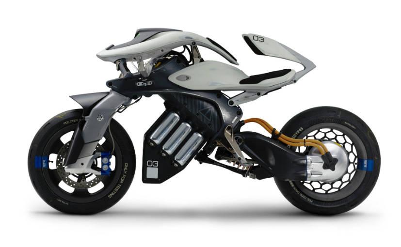 Yamaha to unveil new MOTOROiD at Tokyo Motor Show