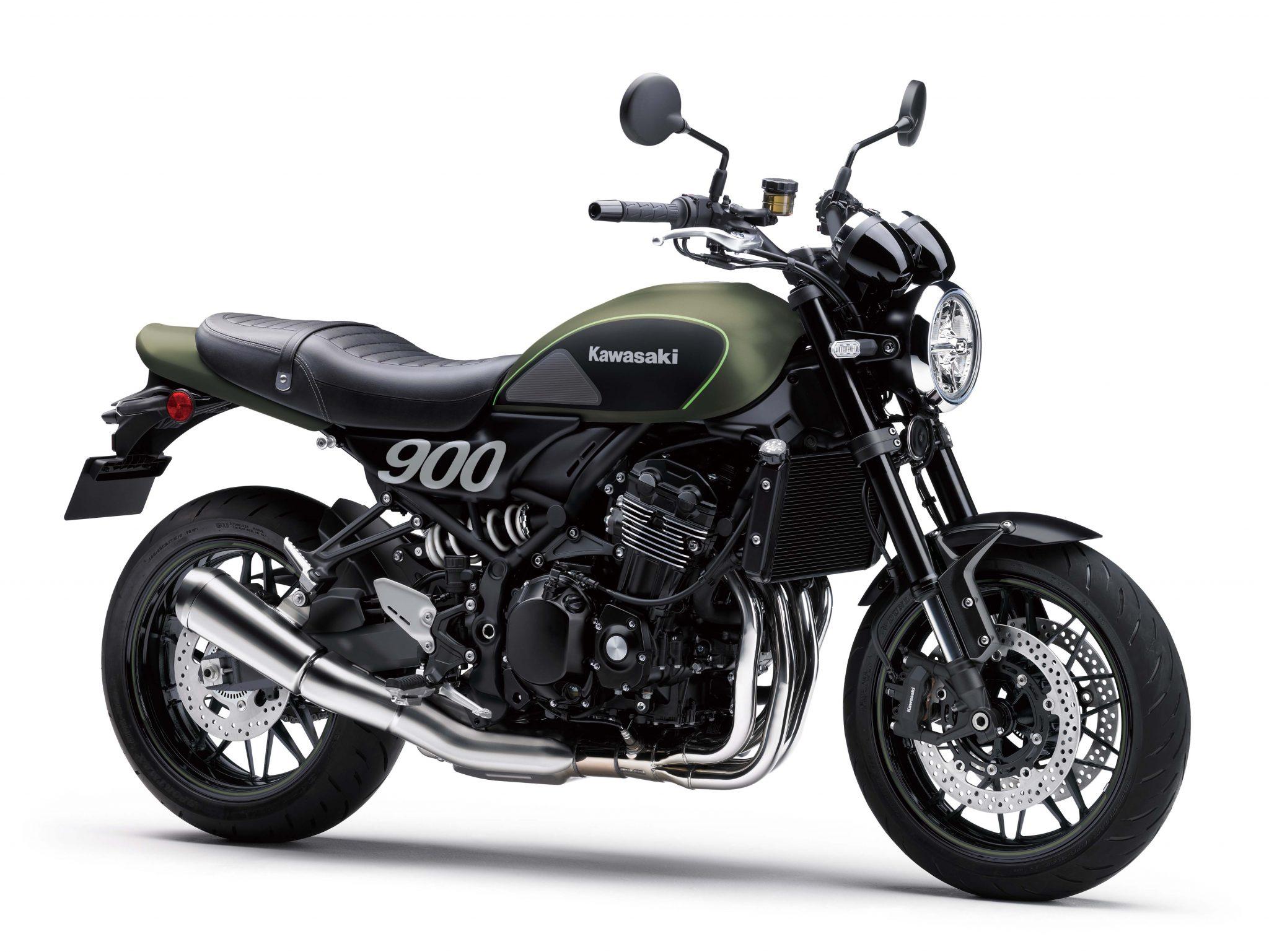 Kawasaki unveils retro bike Z900RS in Tokyo Motor Show
