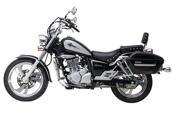 Suzuki Motorcycle India to launch new cruiser on November 7