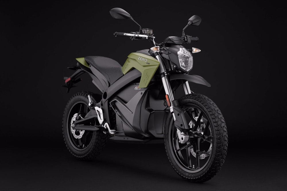 Zero Motorcycles introduce new Z-Force batteries for 2018 lineup