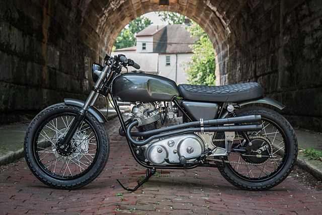 Norton to work on new 650cc Scrambler