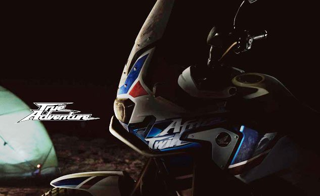 Honda to unveil new version of Africa Twin in EICMA