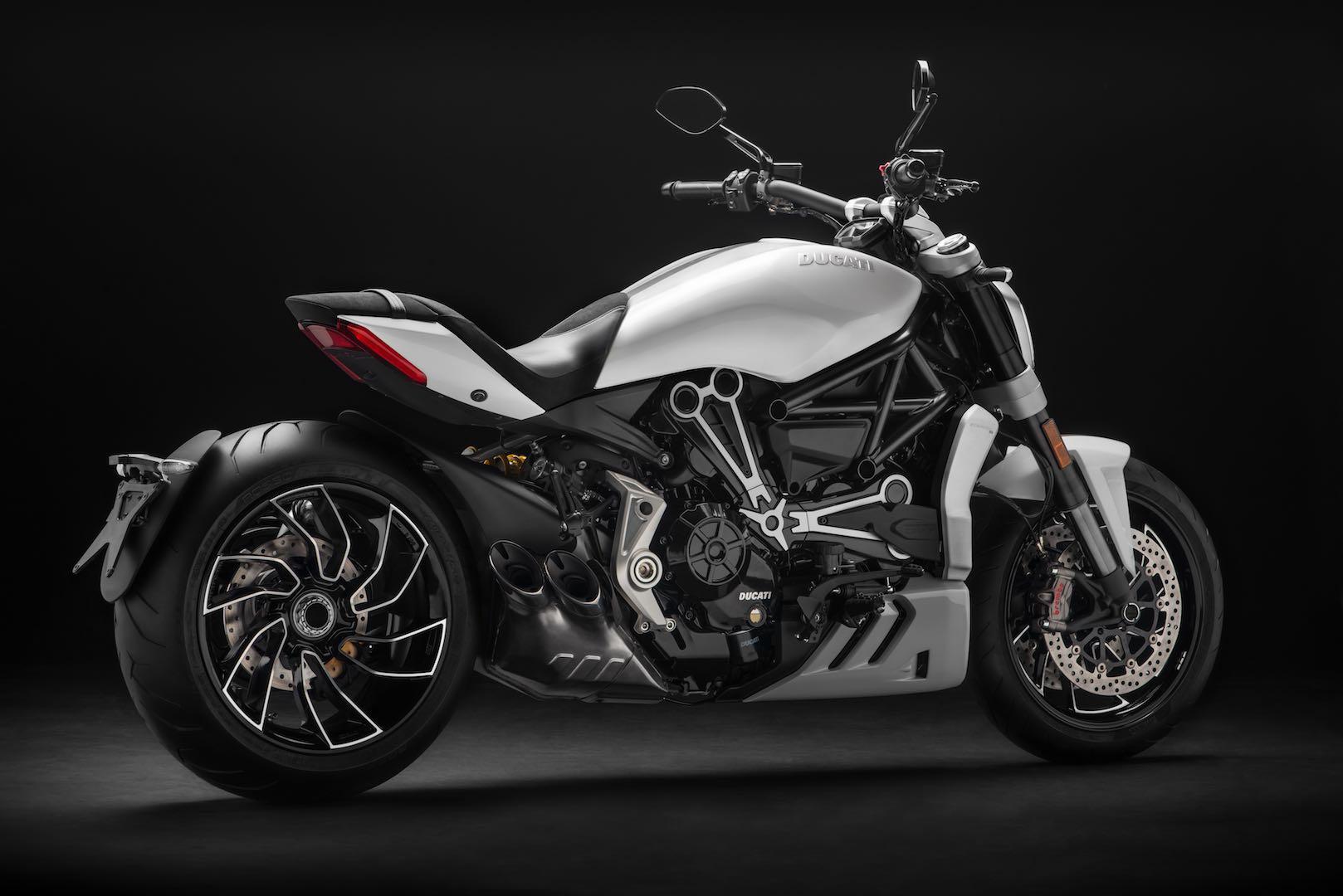 Ducati to debut 2018 range in Long Beach IMS