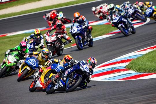 British Superbike announces new Junior Supersport series