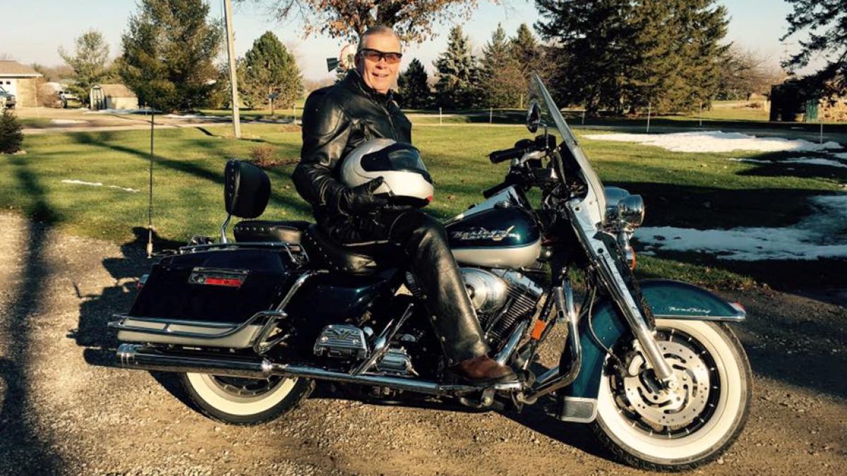 Congressman Tim Walberg is 2017 Motorcycle Legislator of the Year
