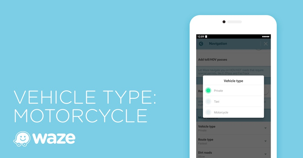 Waze introduces new motorcycle mode with amazing features