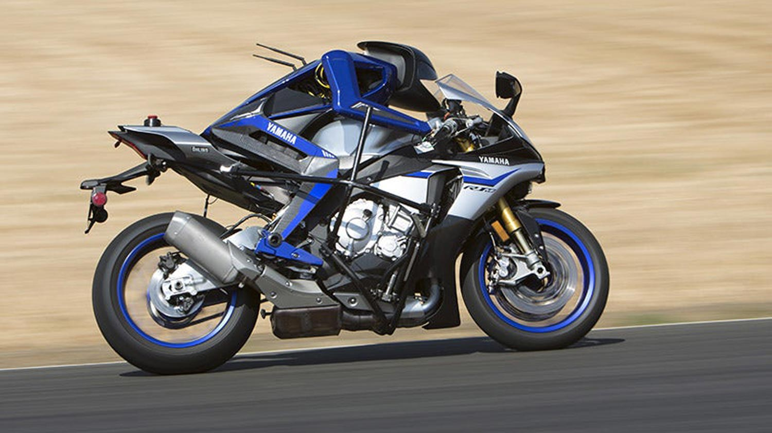 Yamaha's latest self-riding bike Motorbot challenges Valentino Rossi on track