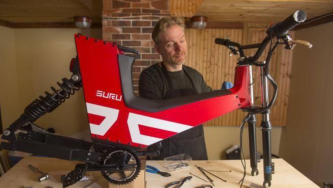 Will hybrid bike SURU have its limelight in Halifax?