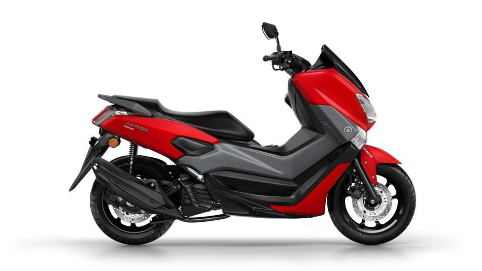 Yamaha Indonesia drops mid-model updates for 2018 NMax 155