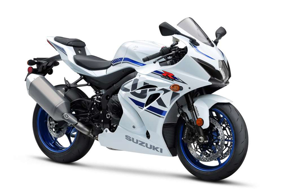 2018 Suzuki GSX-R1000, GSX-R1000R introduced with new colour schemes