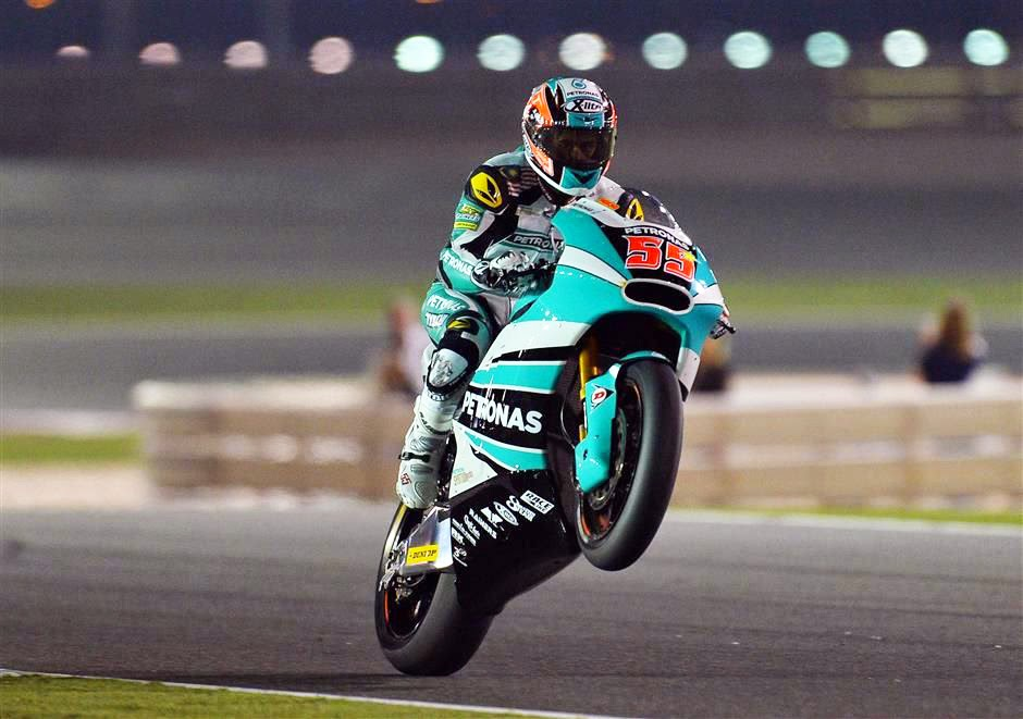 Petronas and Moto2 rider Hafizh Syahrin part ways after 10 years