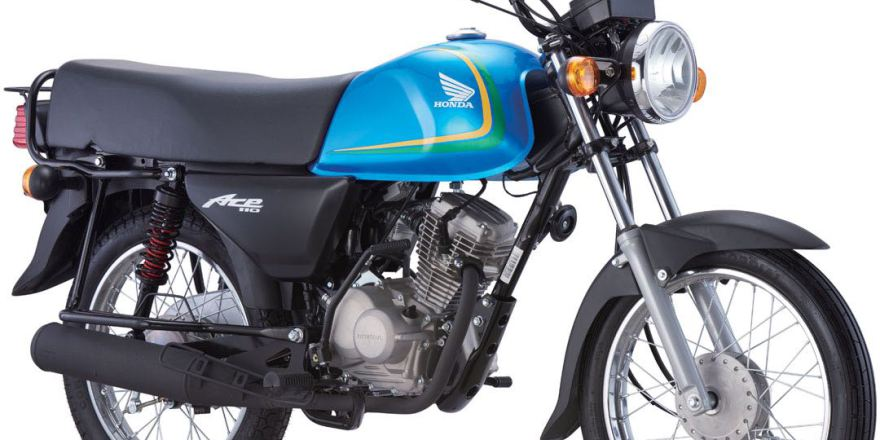 Honda introduces new Ace 110 for Nigerian market