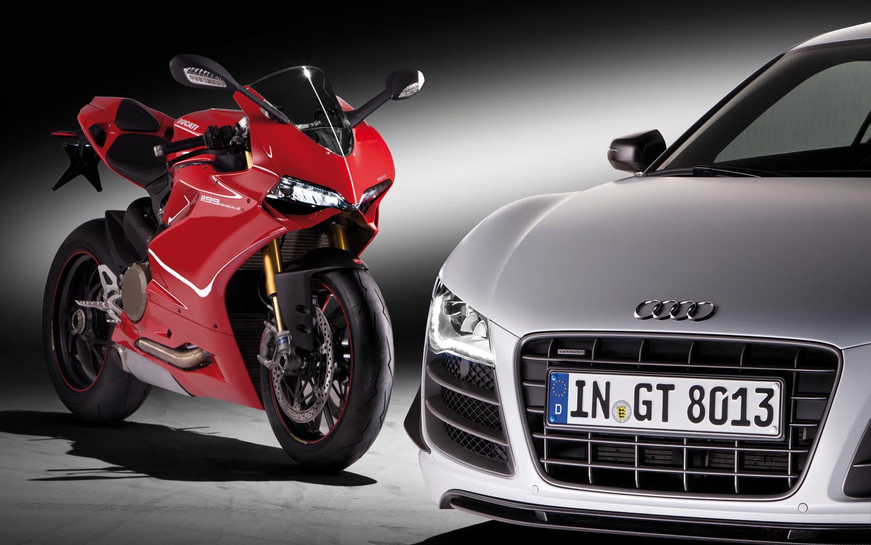 Audi abandons plans to liquidate Ducati