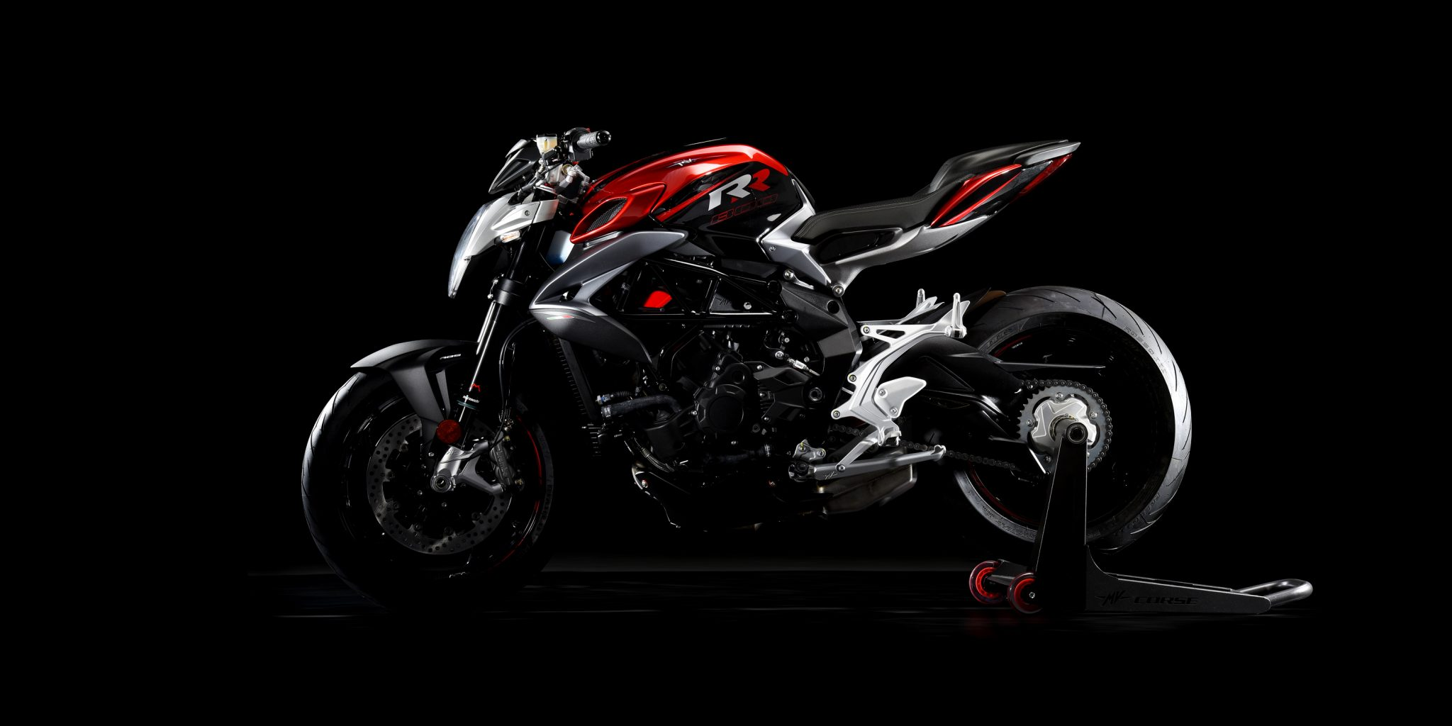 MV Agusta and Pirelli unveil limited edition Brutale 800 RR