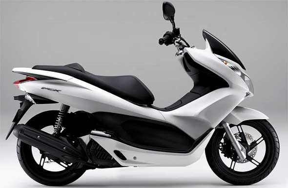 New Honda PCX Hybrid Scooter to debut in Malaysia by end of 2018