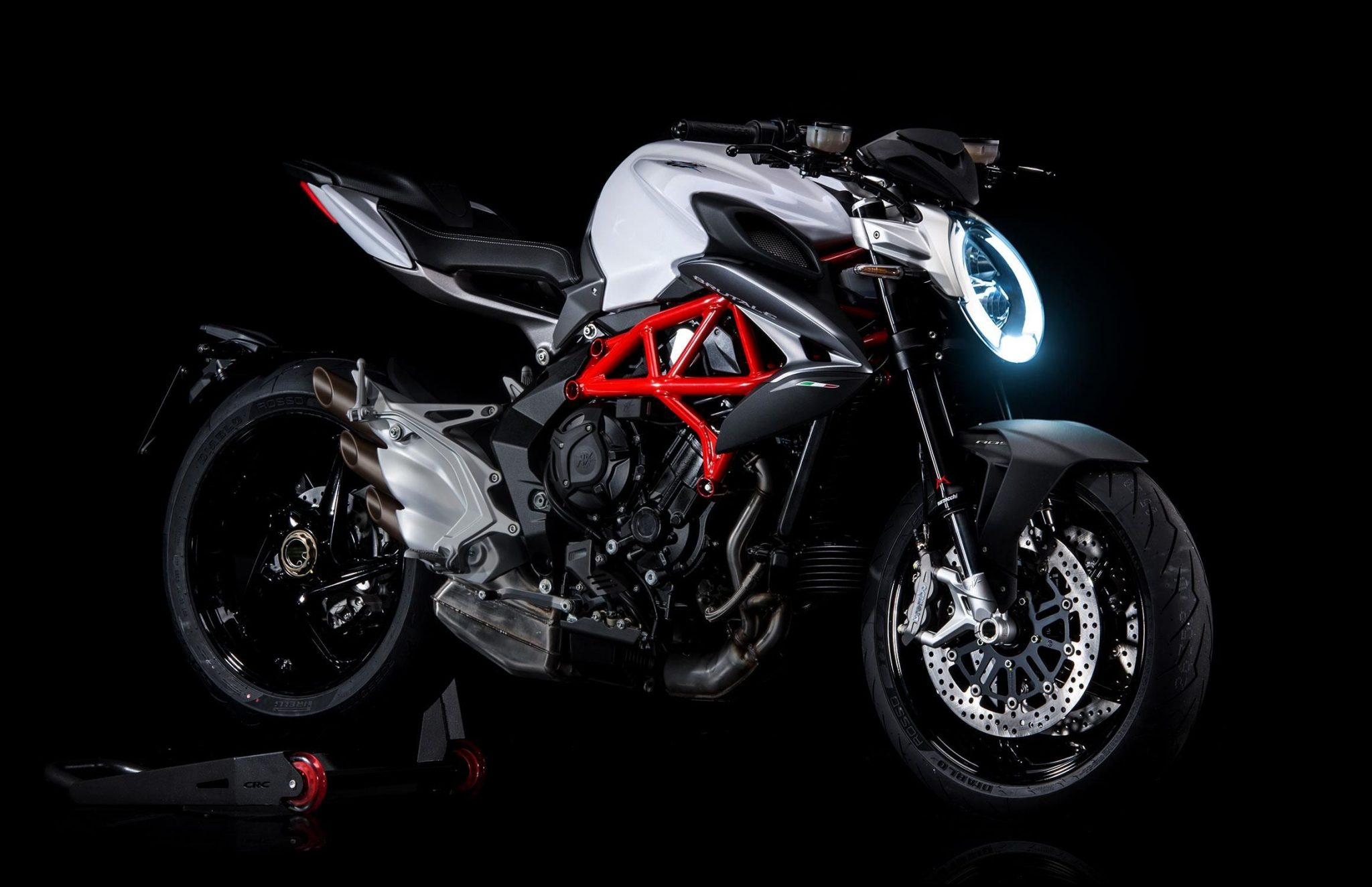 MV Agusta confirms all-new four-cylinder engine - to debut in 2018