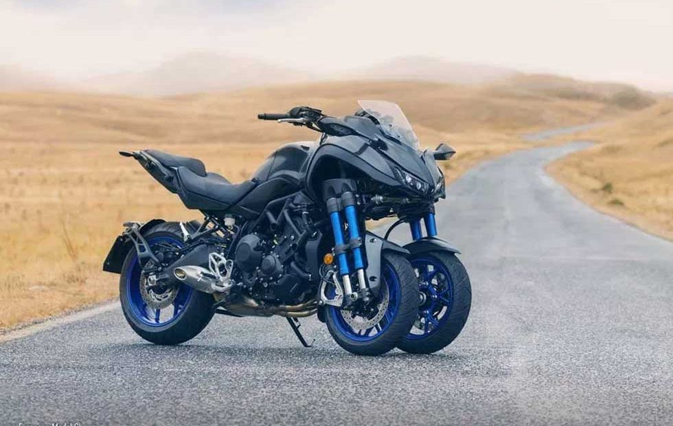 Top 5 Most Unique Motorcycles of 2017