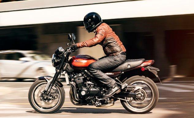 Kawasaki Z900RS revives the original Universal Japanese Motorcycle
