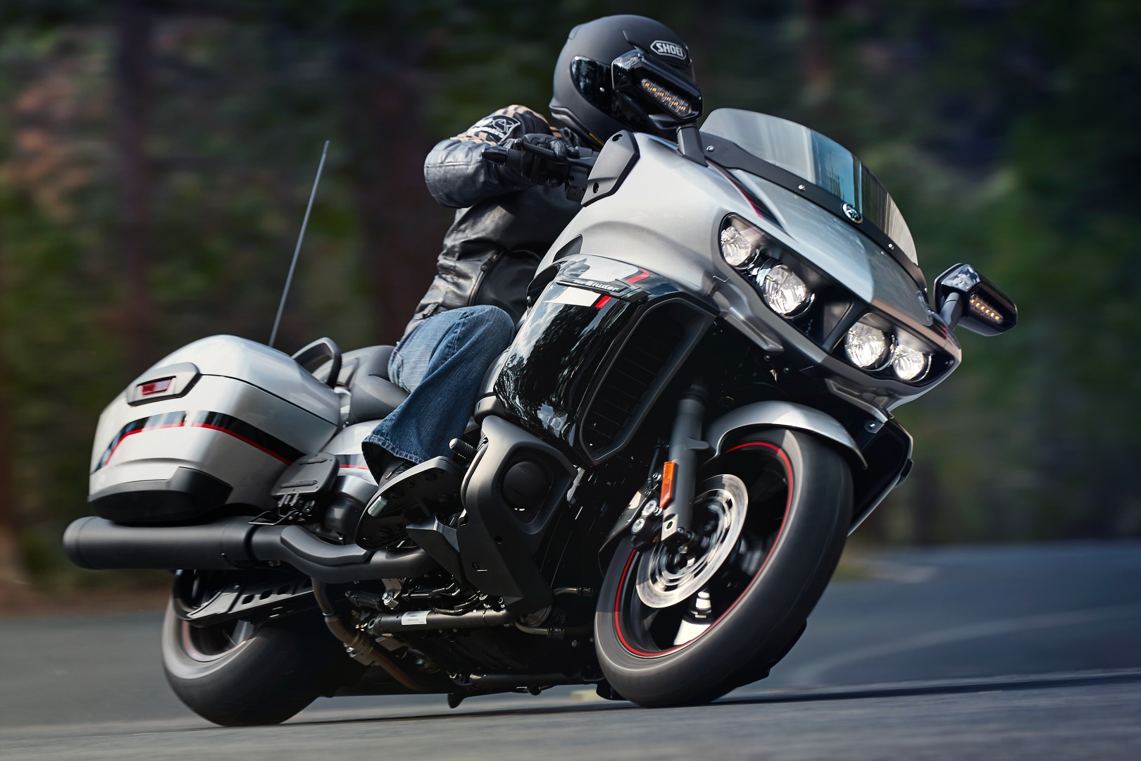 Yamaha Star Eluder: One of the top notch baggers in the circle?