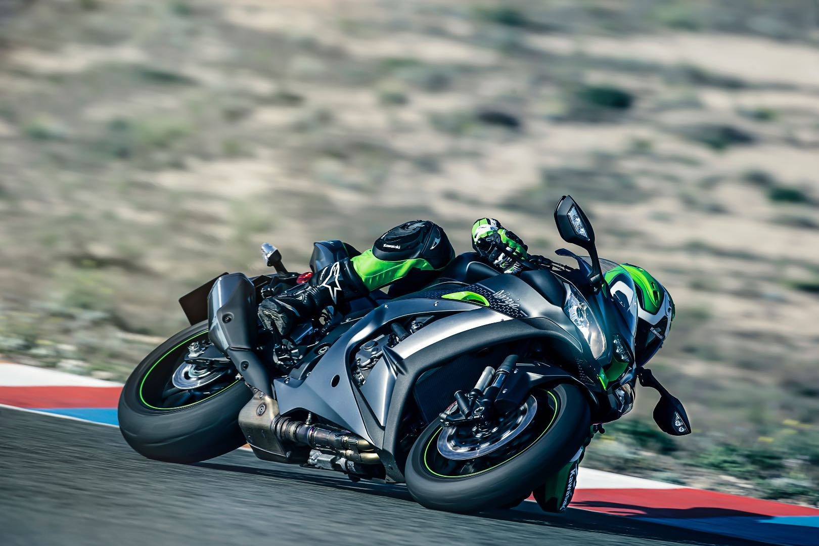 Kawasaki kick-starts 2018 with third new variant of the Ninja ZX-10R