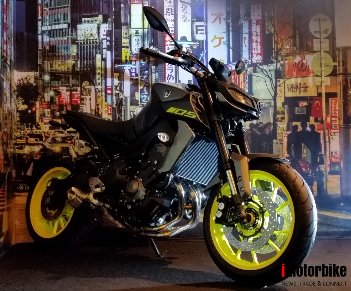 Yamaha MT-09 launched in Malaysia